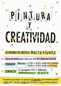 Creatividad y pintura